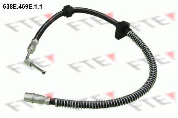 FTE 638E469E11 Тормозной шланг