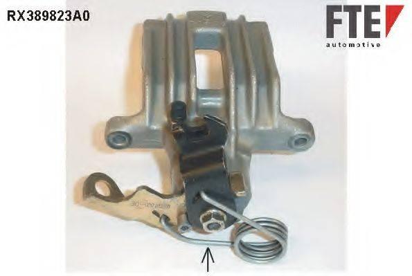 FTE RX389823A0 Тормозной суппорт