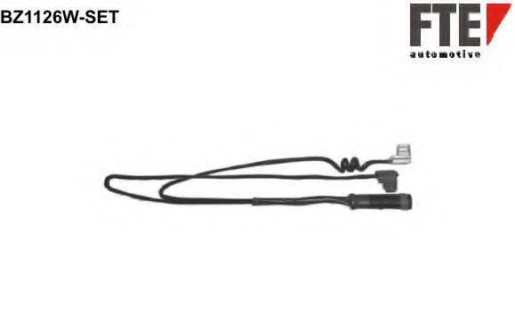 FTE BZ1126WSET Сигнализатор, износ тормозных колодок