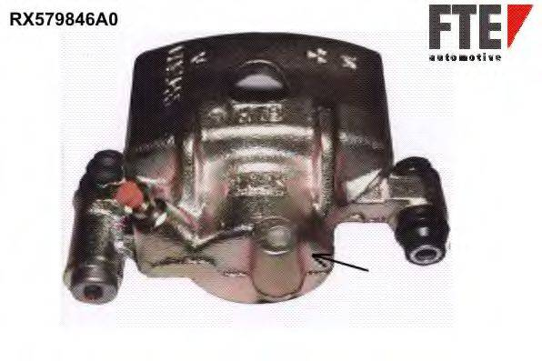 FTE RX579846A0 Тормозной суппорт