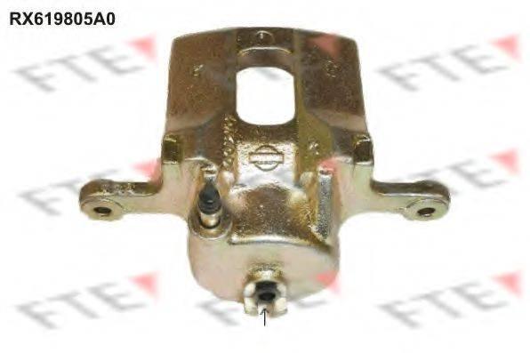 FTE RX619805A0 Тормозной суппорт