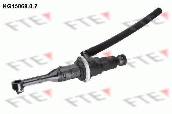 FTE KG1506902 Главный цилиндр, система сцепления