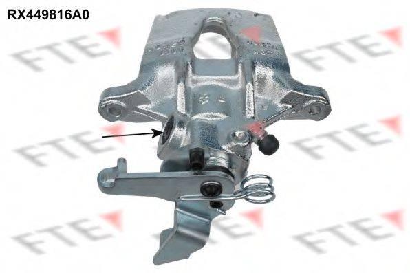 FTE RX449816A0 Тормозной суппорт