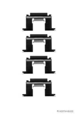 HERTH+BUSS JAKOPARTS J3661001 Комплектующие, колодки дискового тормоза