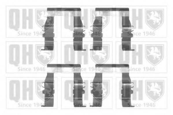 QUINTON HAZELL BFK718 Комплектующие, колодки дискового тормоза