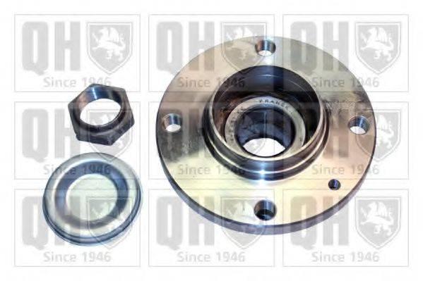QUINTON HAZELL QWB930 Комплект подшипника ступицы колеса