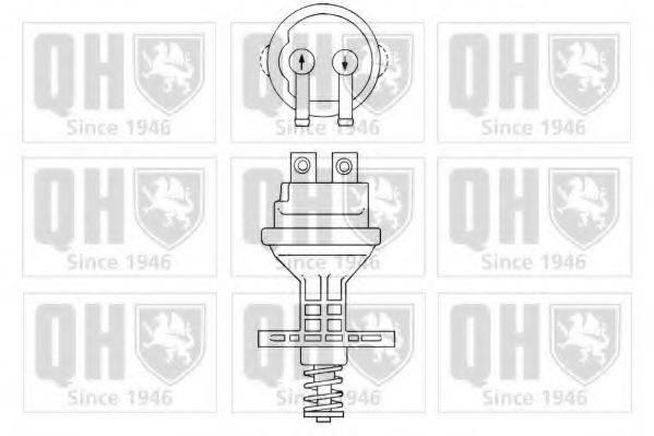 QUINTON HAZELL QFP299 Топливный насос
