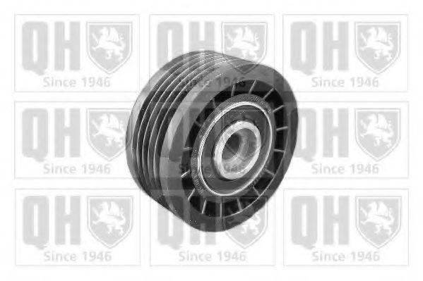 QUINTON HAZELL QTA731 Паразитный / ведущий ролик, поликлиновой ремень
