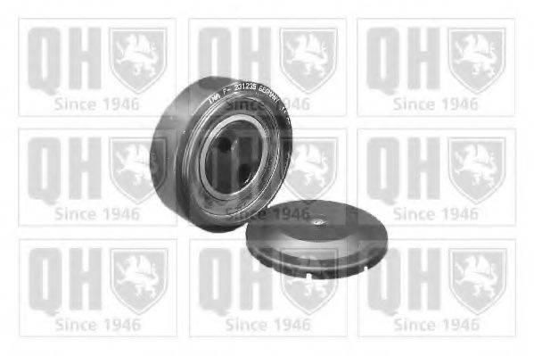 QUINTON HAZELL QTA1073 Натяжной ролик, поликлиновой  ремень