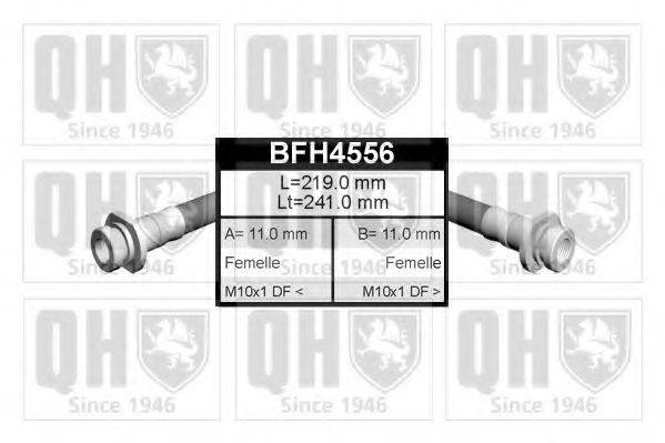 QUINTON HAZELL BFH4556 Тормозной шланг