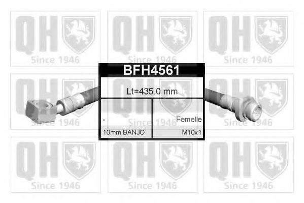 QUINTON HAZELL BFH4561 Тормозной шланг