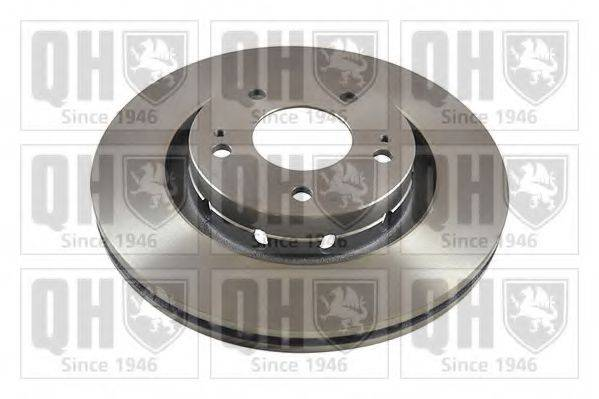 QUINTON HAZELL BDC5448 Тормозной диск