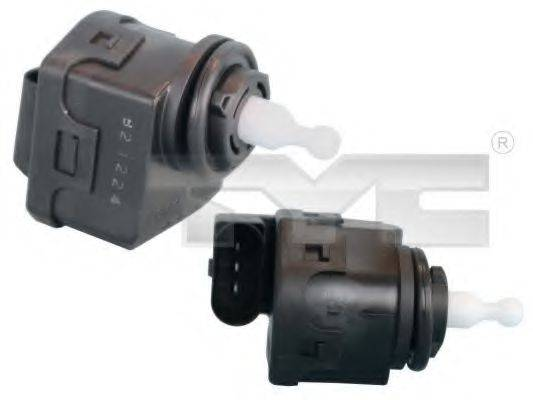 TYC 2012609MA1 Регулировочный элемент, регулировка угла наклона фар