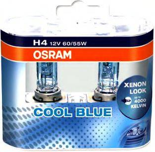 OSRAM 64193CBIHCB Лампа накаливания, фара дальнего света; Лампа накаливания, основная фара; Лампа накаливания, противотуманная фара; Лампа накаливания, основная фара; Лампа накаливания, фара дальнего света; Лампа накаливания, противотуманная фара