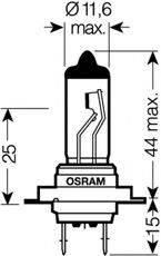 OSRAM 64210L Лампа накаливания, фара дальнего света; Лампа накаливания, основная фара; Лампа накаливания, противотуманная фара; Лампа накаливания, основная фара; Лампа накаливания, фара дальнего света; Лампа накаливания, противотуманная фара; Лампа накаливания, фара с авт. системой стабилизации; Лампа накаливания, фара с авт. системой стабилизации; Лампа накаливания, фара дневного освещения; Лампа накаливания, фара дневного освещения