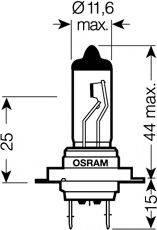 OSRAM 64210XR02B Лампа накаливания, фара дальнего света; Лампа накаливания, основная фара; Лампа накаливания, противотуманная фара; Лампа накаливания, основная фара; Лампа накаливания, фара дальнего света; Лампа накаливания, противотуманная фара; Лампа накаливания, фара с авт. системой стабилизации; Лампа накаливания, фара с авт. системой стабилизации; Лампа накаливания, фара дневного освещения; Лампа накаливания, фара дневного освещения