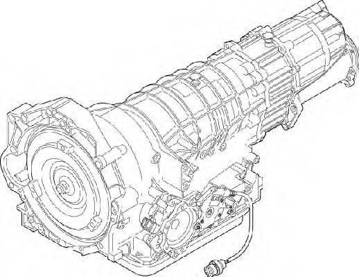 ZF 1060040063 Автоматическая коробка передач