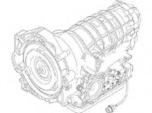 ZF 1060030008 Автоматическая коробка передач