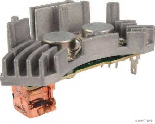 HERTH+BUSS ELPARTS 75614269 Блок управления, отопление / вентиляция