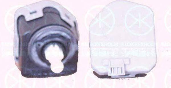 KLOKKERHOLM 00140061 Регулировочный элемент, регулировка угла наклона фар