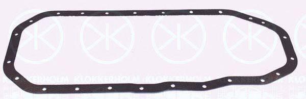 KLOKKERHOLM 0017485 Прокладка, маслянный поддон