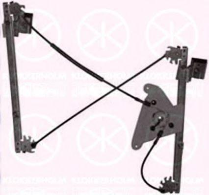 KLOKKERHOLM 00181804 Подъемное устройство для окон