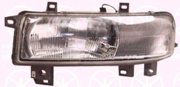 KLOKKERHOLM 50880123 Основная фара