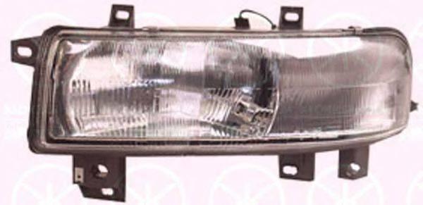 KLOKKERHOLM 50880124A1 Основная фара