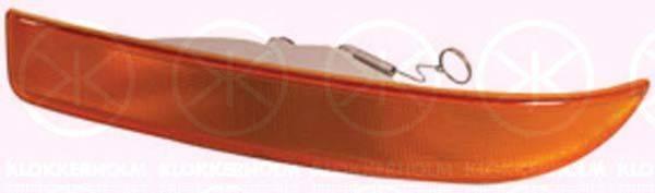 KLOKKERHOLM 50880382 Фонарь указателя поворота