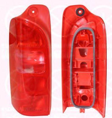 KLOKKERHOLM 50880701A1 Задний фонарь
