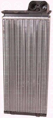 KLOKKERHOLM 6065306226 Теплообменник, отопление салона