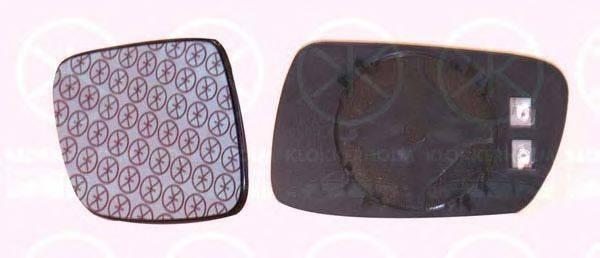 KLOKKERHOLM 55371062 Зеркальное стекло, наружное зеркало