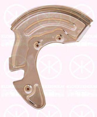 KLOKKERHOLM 0018377 Отражатель, диск тормозного механизма