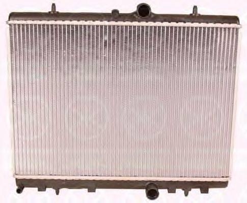 KLOKKERHOLM 5514302267 Радиатор, охлаждение двигателя