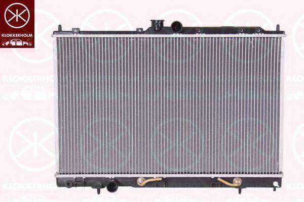 KLOKKERHOLM 3749302197 Радиатор, охлаждение двигателя