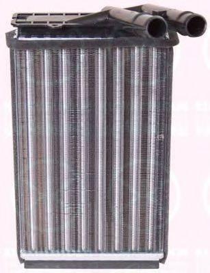 KLOKKERHOLM 0016306097 Теплообменник, отопление салона