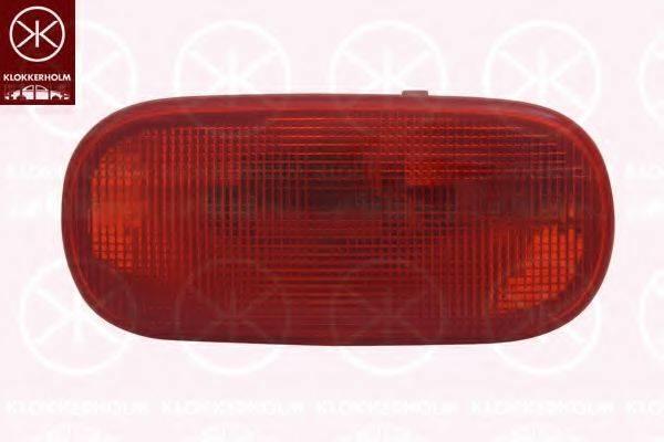 KLOKKERHOLM 50880770 Дополнительный фонарь сигнал торможения