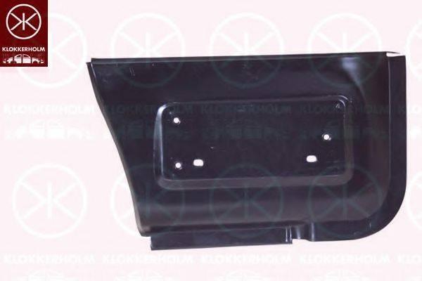 KLOKKERHOLM 5088601 Боковина