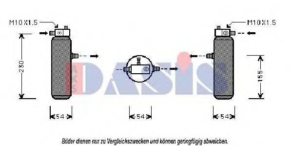AKS DASIS 803100N Осушитель, кондиционер