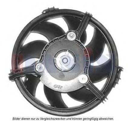AKS DASIS 488027N Вентилятор, охлаждение двигателя