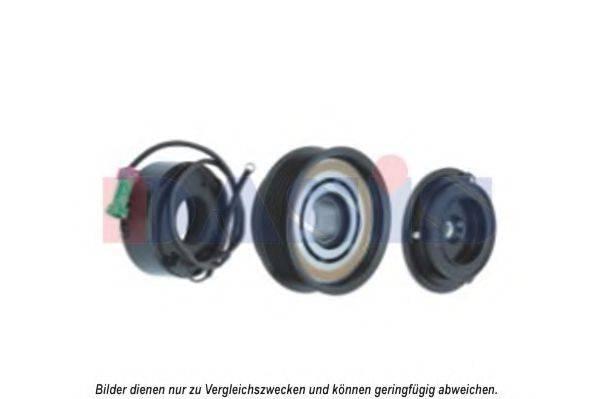 AKS DASIS 855007N Электромагнитное сцепление, компрессор