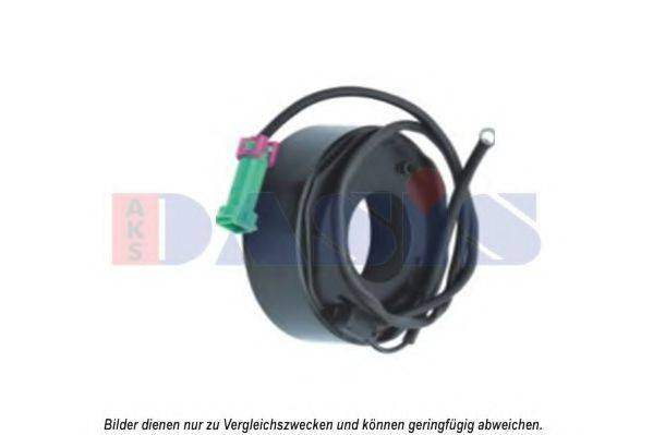 AKS DASIS 855025N Катушка, электромагнитное сцепление - копрессор