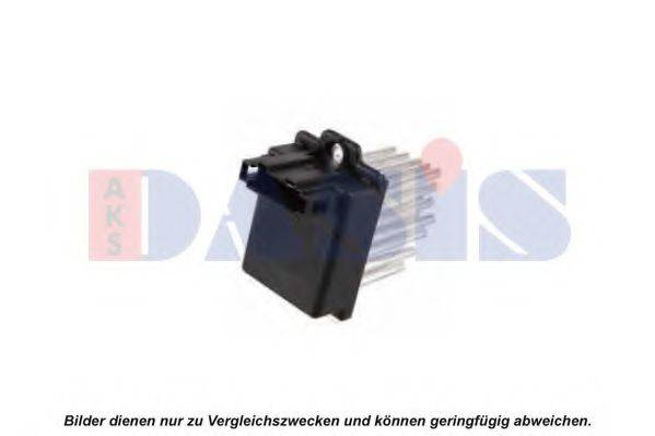 AKS DASIS 048119N Регулятор, вентилятор салона