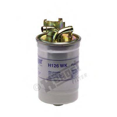 HENGST FILTER H126WK Топливный фильтр