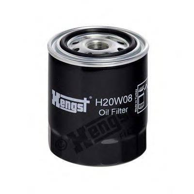 HENGST FILTER H20W08 Масляный фильтр