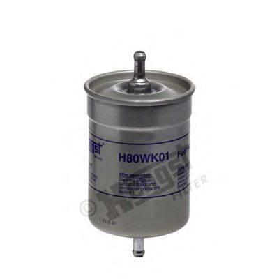 HENGST FILTER H80WK01 Топливный фильтр