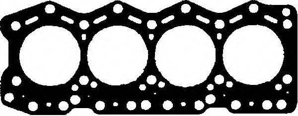 GLASER H1623610 Прокладка, головка цилиндра