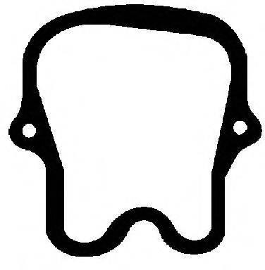 GLASER X0823301 Прокладка, крышка головки цилиндра