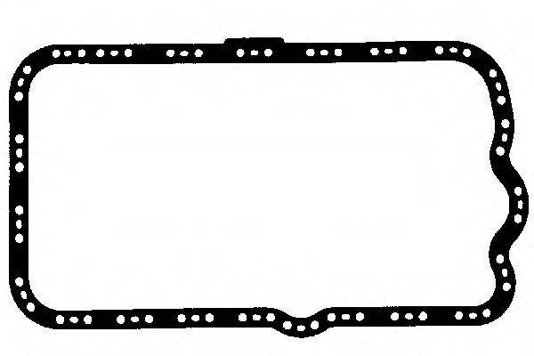 GLASER X5421901 Прокладка, маслянный поддон