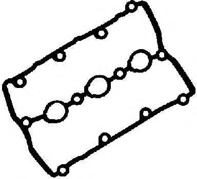 GLASER X8310701 Прокладка, крышка головки цилиндра